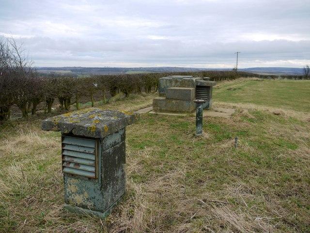 Royal Observer Corps Monitoring Post