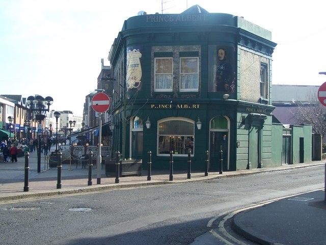 Prince Albert Pub, Dover