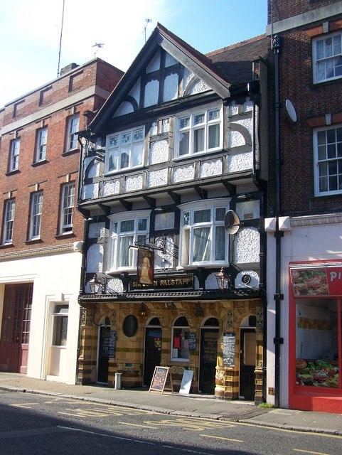 Sir John Falstaff Pub, Dover