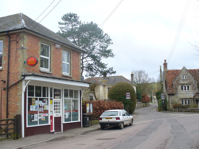 Wylye Post Office