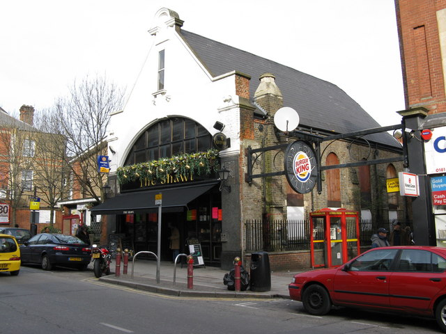 'The Shawl', Harlesden