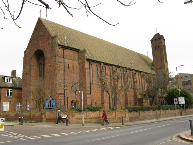 Our Lady of Willesden Roman Catholic Church, Harlesden