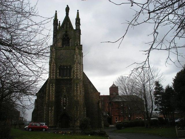 St Joseph's RC Church, Bedford Leigh