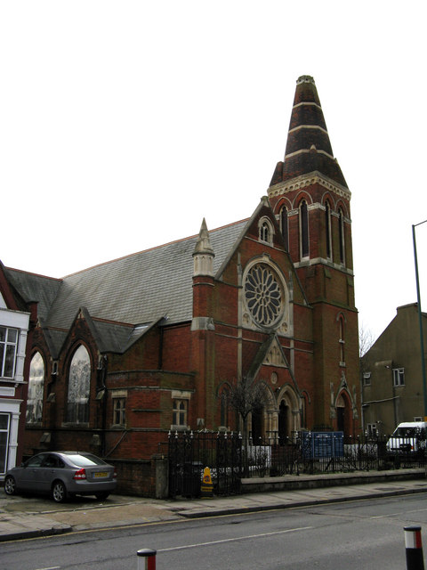 Baptist Church, Acton Lane, Harlesden