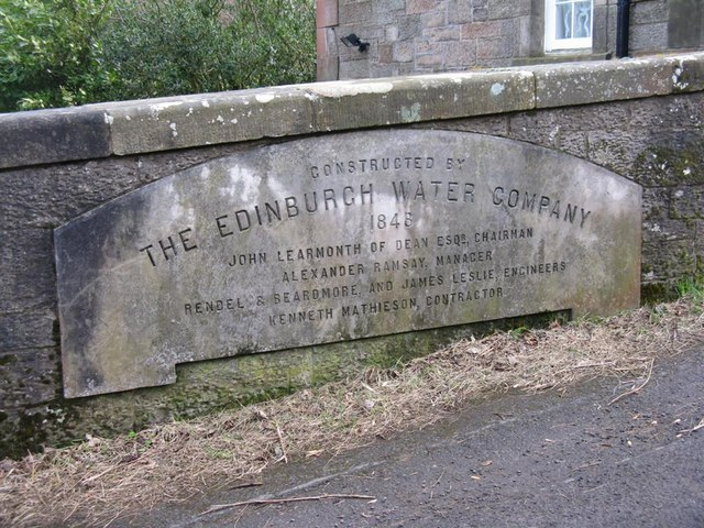 The Edinburgh Water Company - 1848