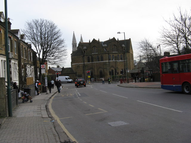 All Souls Parish Church, Harlesden