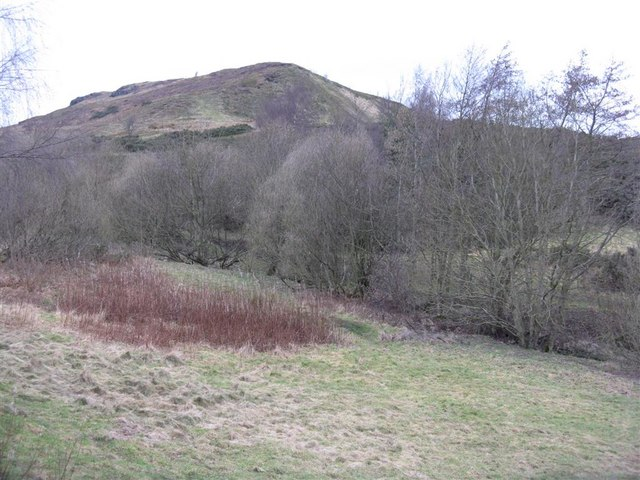 Torduff Hill, in Bonaly Country Park