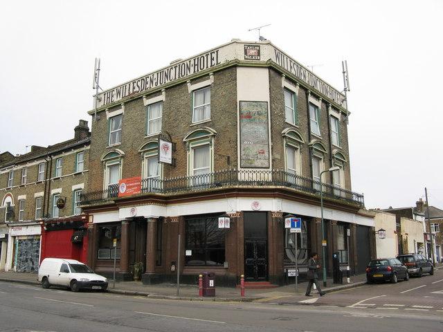 The Willesden Junction Hotel