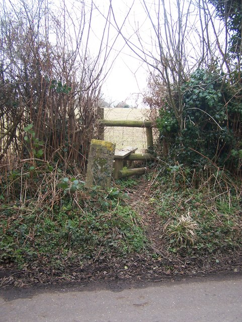Stile on West Street