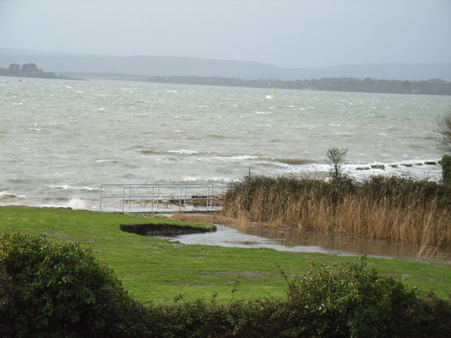Hamworthy Park High Tide