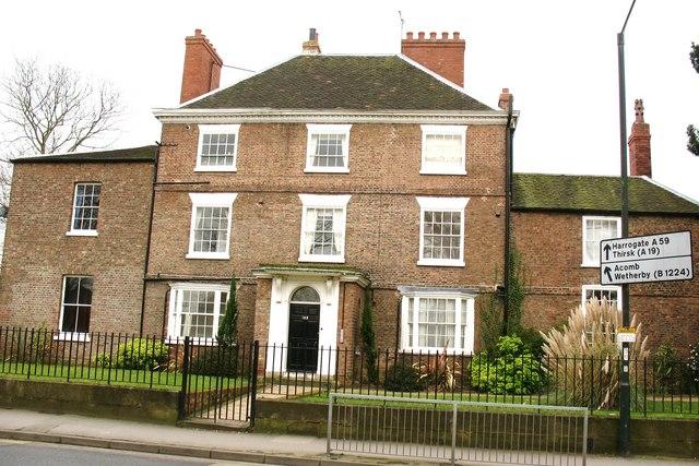 Holgate House
