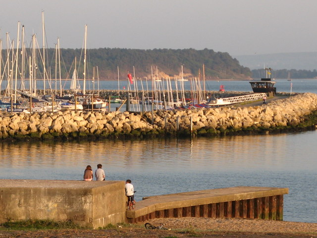 Breakwater of Poole Yacht Club