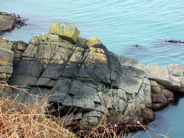 Carreg Coffin/Coffin Rock