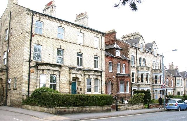 Victorian villas, Acomb Road