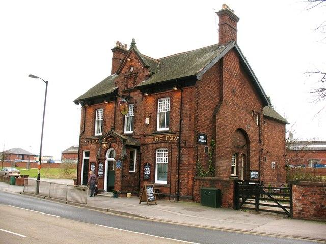 The Fox, Holgate Road