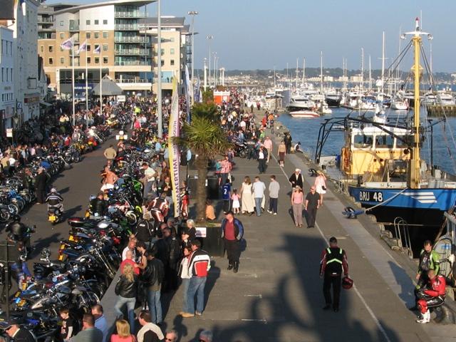 Bike Nite Poole Quay