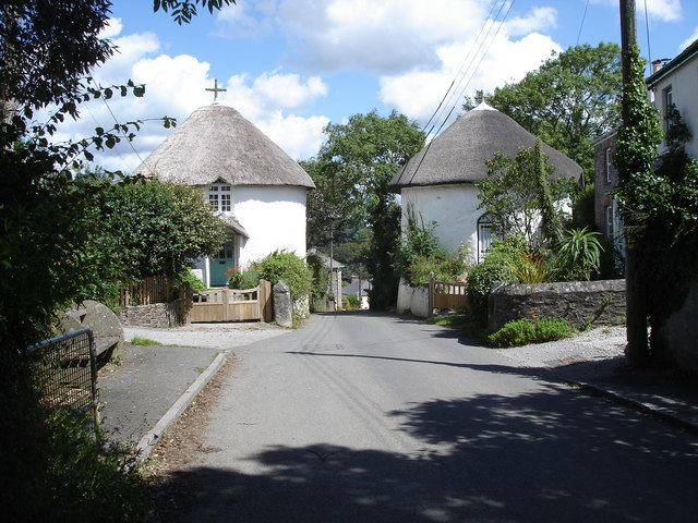 Veryan - Round Houses