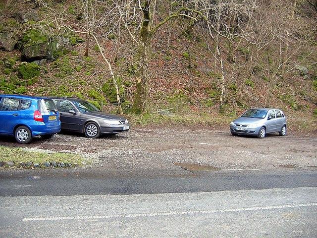 Car Park on B5289