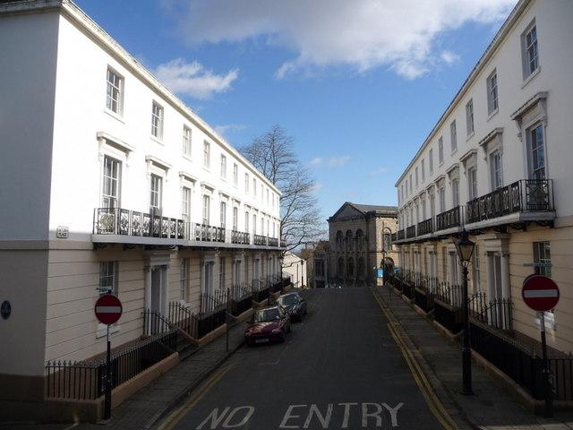 Newport: Victoria Place