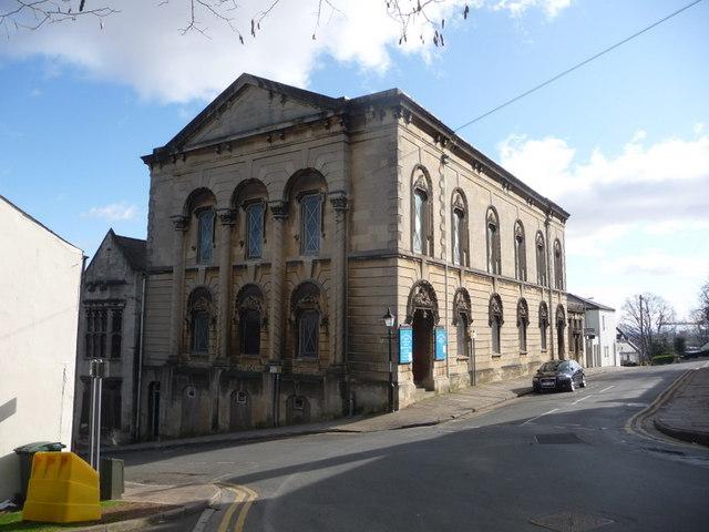 Newport: Victoria Road United Reformed Church