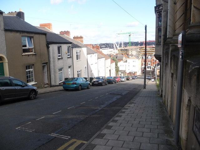 Newport: Hill Street