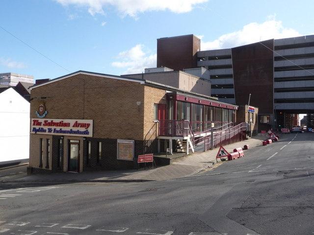 Newport: Salvation Army / Byddin Yr Iachawswriaeth