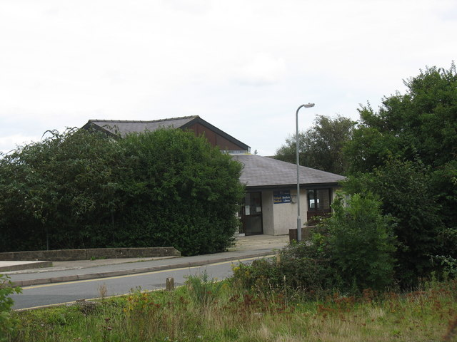 The Library, Benllech