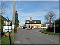 TL5562 : Swaffham Bulbeck, High Street 2009 by Keith Edkins