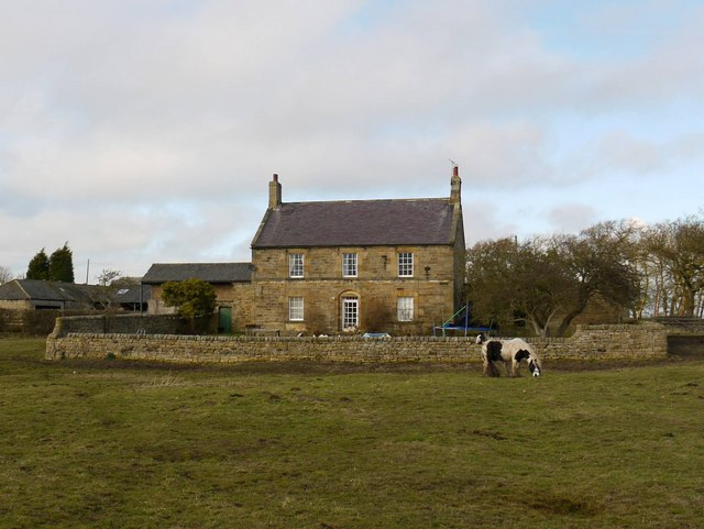 Farmhouse, Donkins House Farm