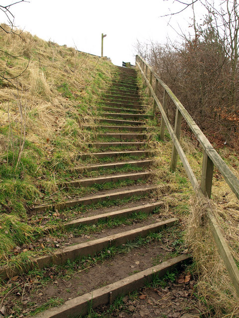 Taking steps to the A166