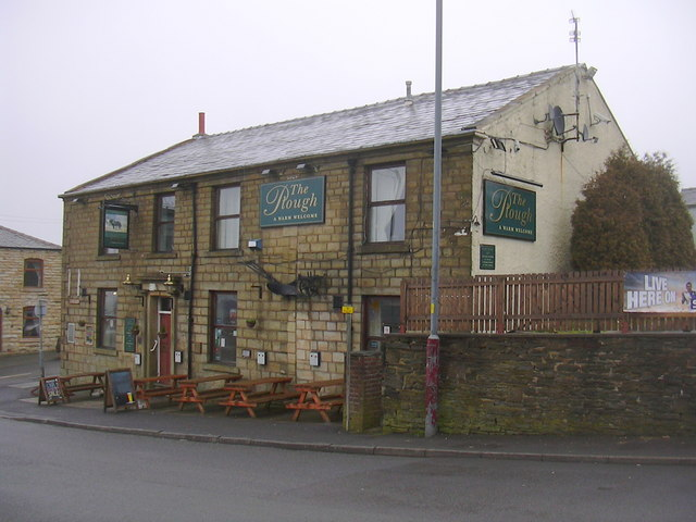 The Plough, Broadfield