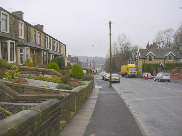 Fielding Lane, Oswaldtwistle