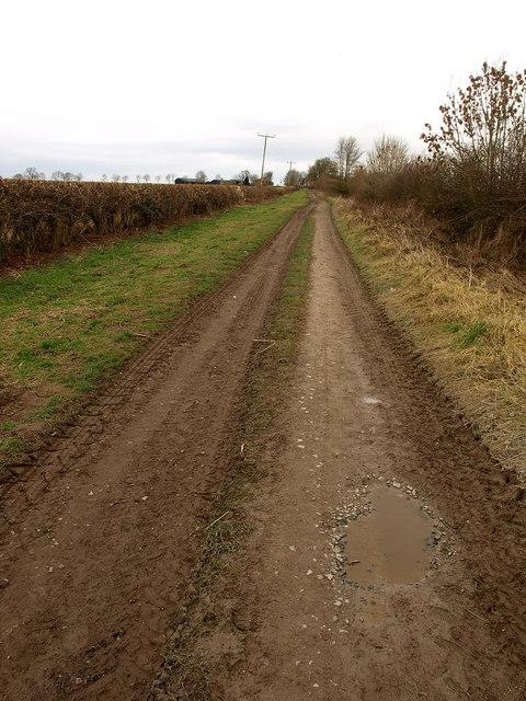 Bridleway to Great Kendale