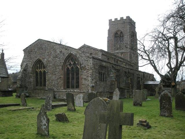 Staverton Churchyard