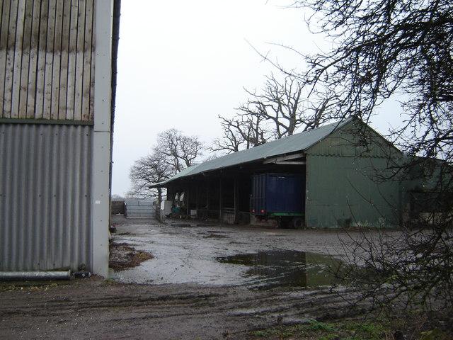 Fordington  Lodge  Farm  Buildings