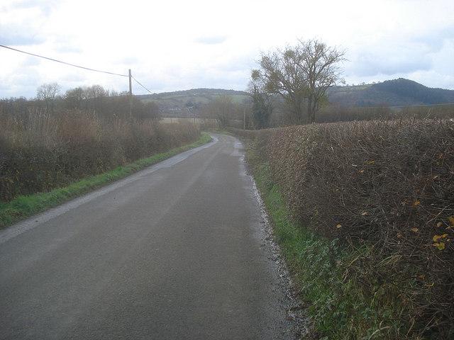 Lane to Wigmore