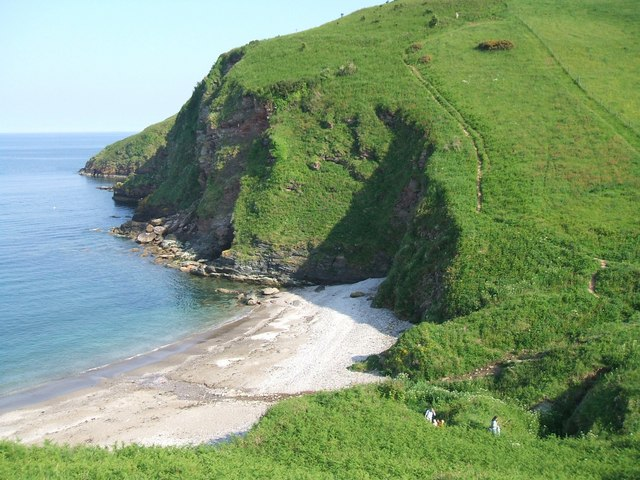 Scabbacombe Sands