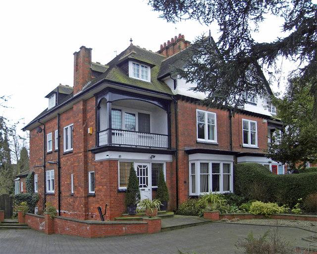 Edwardian Houses on Ferriby Road, Hessle