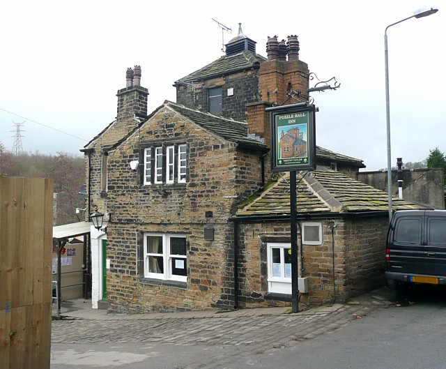 Puzzle Hall Inn, Hollins Mill Lane, Sowerby Bridge