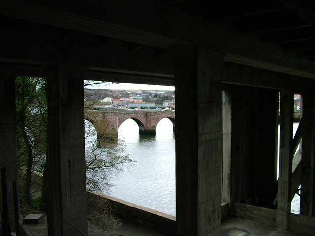 Bridges over the Tweed