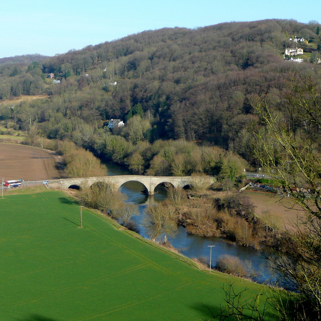 Kerne Bridge and Leys Hill 2