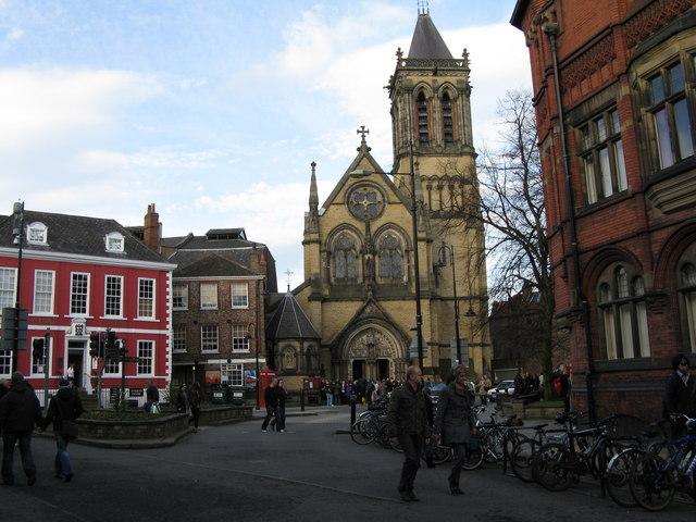 St. Wilfrid's Roman Catholic Church, York