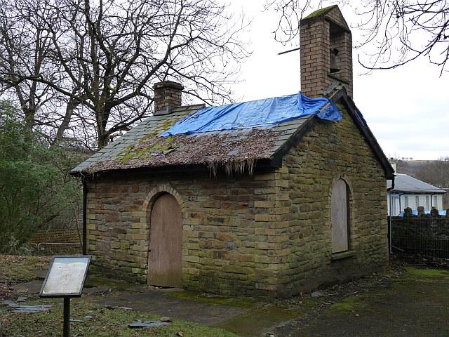 Ice House, Bedwellty Park, Tredegar [1]