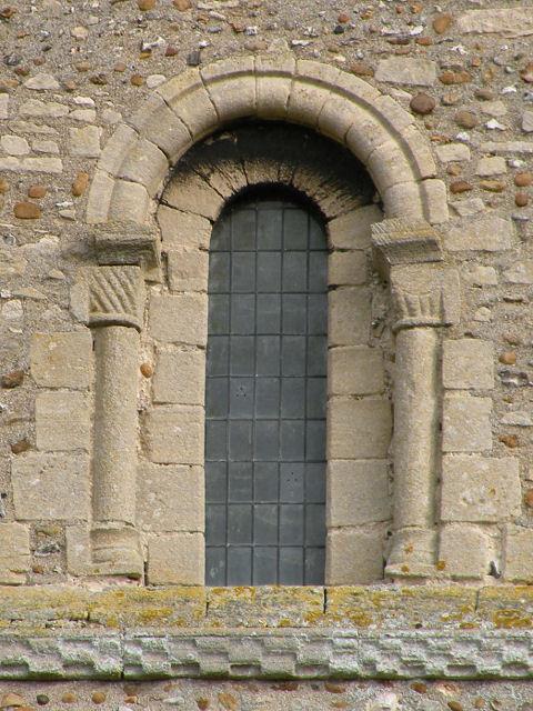 St Mary's church, detail