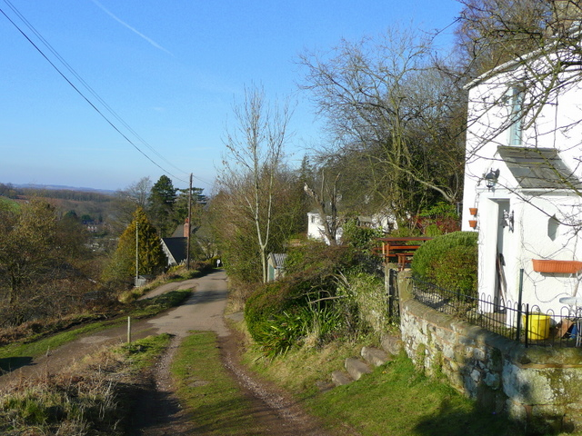 Cottages on Coppet Hill