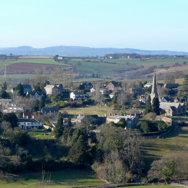 Goodrich from Coppet Hill 1