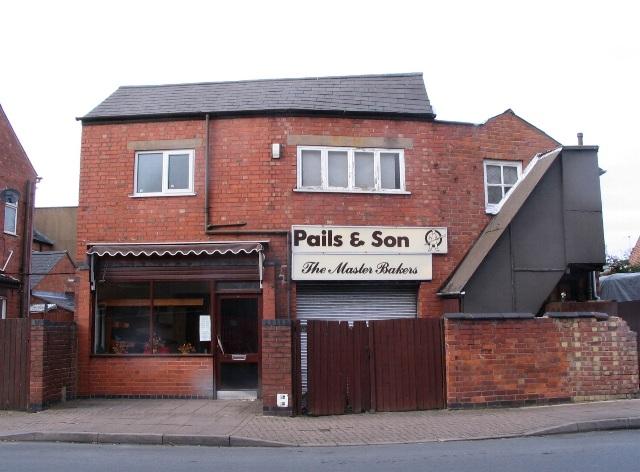 Pails' Bakery, Craven Street