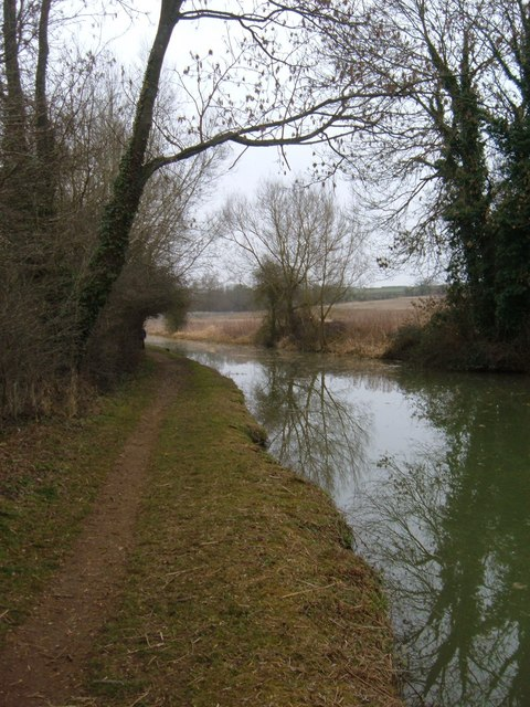 Oxford Canal and Footpath