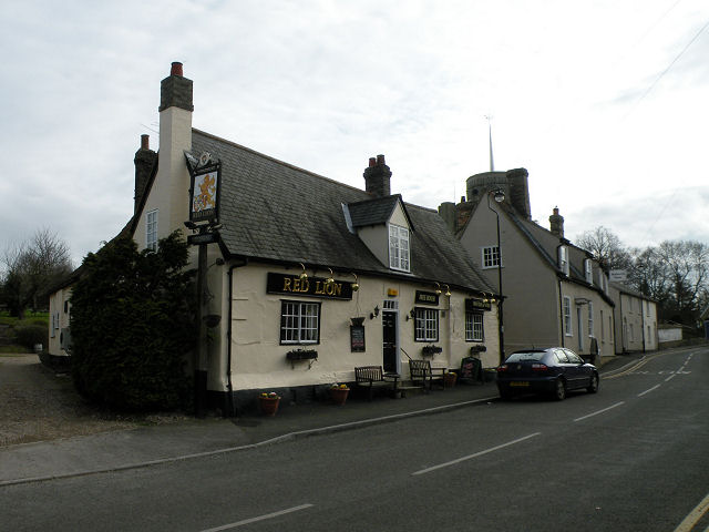 The Red Lion, Swaffham Prior