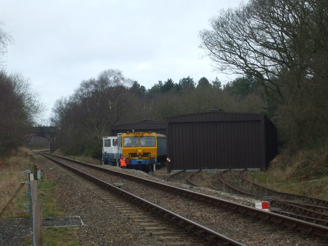 Bridge road carriage shed